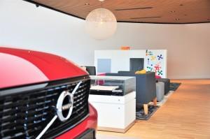 Volvo Cars_Showroom_Customer Lounge_Children's Area_Merchandise