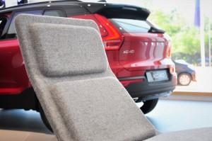 Volvo Cars_Showroom_Display Floor_Seat
