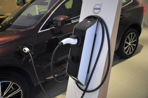 Volvo Cars_Plug-in Hybrid_Charging Station_Electric Vehicle Charger_Charging Port