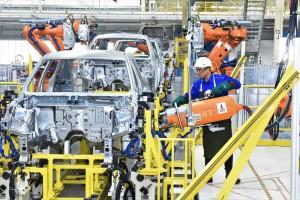 Car Body Assembly_Factory_Proton