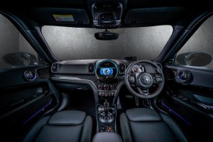MINI Countryman Blackheath Edition_Cabin_Interior_Dashboard_Steering Wheel