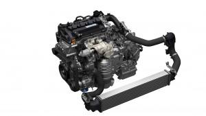 Honda_Accord_1.5 VTEC TURBO_Engine