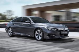 All-New 2020 Honda Accord_Front