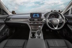 Honda Accord_2020_Interior_Dashboard_Steering Wheel_Display_Screen