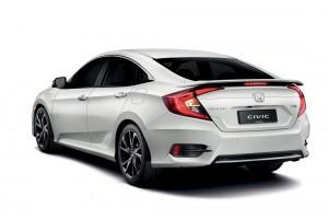 Honda Civic_Back View_2020