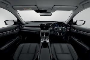 Honda Civic_Dashboard_2020