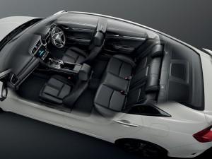 Honda Civic_2020_Interior_Cabin Space_Seats