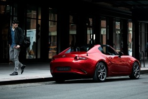 Mazda MX-5 RF_2020_Rear View