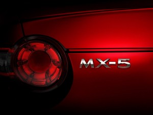Mazda MX-5_Tail Light_Badge_Rear