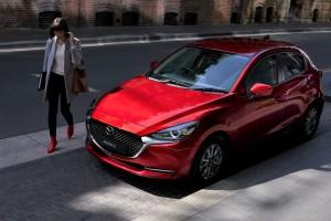 Mazda2_Hatchback_Soul Red_2020