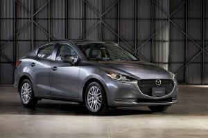 Mazda 2_Sedan_2020_Front View