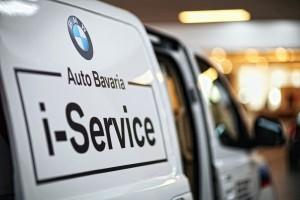 Auto Bavaria i-Service Van_Logo_BMW