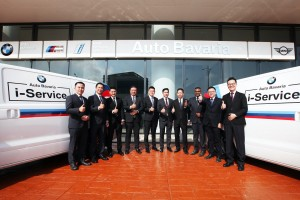 Auto Bavaria_Management Team_BMW