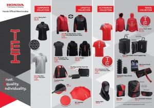 Honda_TEI Series_Official Merchandise_Malaysia