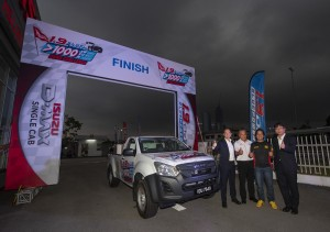 Isuzu Malaysia_D-Max 1.9 Blue Power_Dura Challenge_Arrival At Finish Line