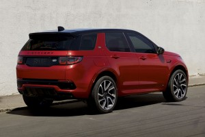 Land Rover Discovery Sport R-Dynamic_Rear_Jaguar Land Rover Malaysia