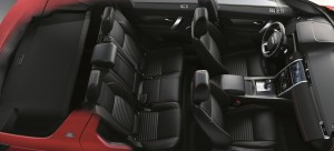 Land Rover Discovery Sport R-Dynamic Interior_Seats