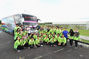 Scania_Coach_Bus_Politeknik Sandakan Sabah