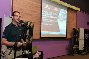 Scania Southeast Asia_Tom Kuiphuis_Scania Ecolution Partnership Agreement_Politeknik Sandakan Sabah