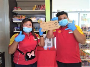 Shell Malaysia_Service Station_Staff_Site Heroes_COVID-19