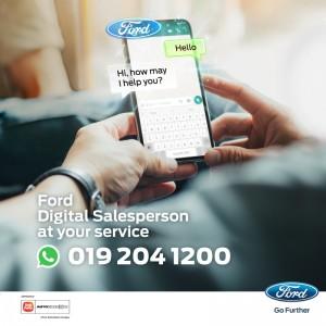 Sime Darby Auto Connexion_Ford Digital Salesperson_Malaysia