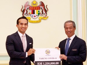 Naza Group_COVID-19 Fund_Malaysia