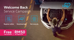Volkswagen Passenger Cars Malaysia_Welcome Back_Aftersales Campaign_2020