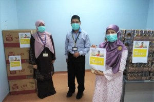 Shell Select_CSR_Malaysia_COVID-19 Pandemic_Frontliners_Hospital