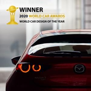 Mazda 3 Hatchback_World Car Design Of The Year 2020_World Car Awards