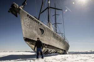 Mike Horn_Pangaea_Ship