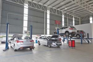 SDAH_Sime Darby Auto Hyundai_Service Centre_Hoist_Work Bays