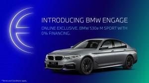 BMW Group Malaysia_BMW Shop Online_BMW Engage_530e