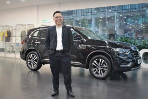 TC Euro Cars_Wong Hoe Mun_ CEO_Renault Showroom_Malaysia