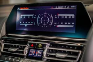 BMW 840i Gran Coupé M Sport (12)_Infotainment Display