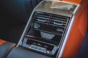 BMW 840i Gran Coupé M Sport (18)_Rear Climate Control_USB C Charging Ports