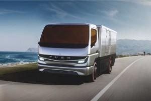 Daimler_Mitsubishi Fuso_Truck_Fuel Cell