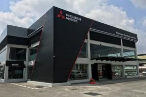 Mitsubishi Motors  Malaysia_Dealership_Showroom_Service Centre
