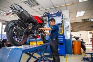 MODENAS_Service Centre_Motorcycle
