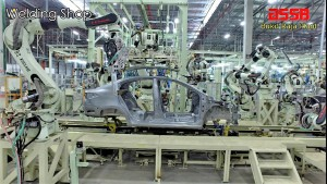 Assembly Services Sdn Bhd_Factory_Welding Shop_UMW Toyota Motor_Malaysia