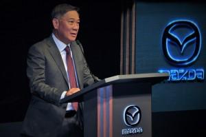 Bermaz Auto_Dato Sri Ben Yeoh_Executive Chairman_Mazda