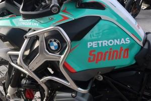 Petronas Sprinta_Motorcycle_Sticker