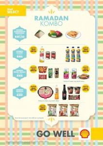 Shell Select_Ramadan Combo_Malaysia