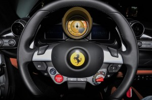 Ferrari F8 Spider_Steering Wheel_Manettino