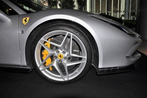 Ferrari F8 Spider_Front Wheel_Brake Caliper_Front Wing