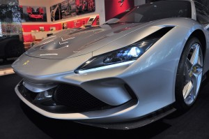 Ferrari F8 Spider_Front_Nose_Headlight