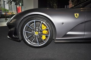 Ferrari 812 GTS_Front Wheel_Brake Caliper
