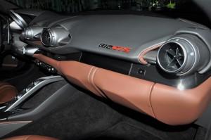 Ferrari 812 GTS_Dashboard