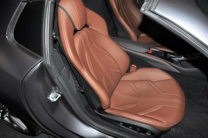 Ferrari 812 GTS_Leather Seat