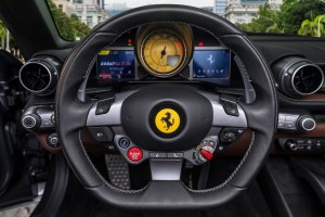 Ferrari 812 GTS_Steering Wheel_Manettino
