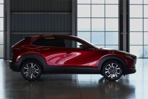 Mazda CX-30_Side